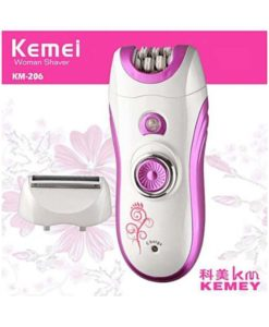 Kemei Kemei KM-206 - 2-in-1( epilator & shaver for women) in pakistan