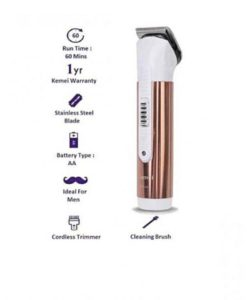 Buy Best Kemei Km-029 Hair Trimmer For Men at low Price by Shopse.pk in Pakistan