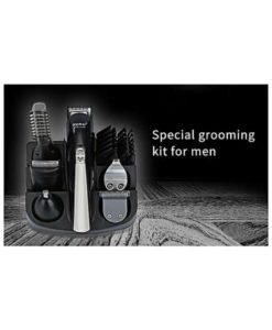 Buy Best Kemei (Km-600) 11 In 1 Hair Trimmer Super Grooming Kit at low Price by Shopse.pk in Pakistan