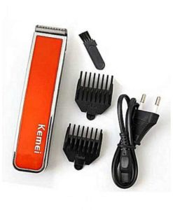 Buy Best Quality Kemei Km-6002B Rechargeable Hair & Beard Trimmer at low Price by Shopse.pk in Pakistan