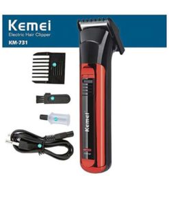 Buy Best Quality Kemei Km-731 Electric Hair Trimmer Clipper at affordable Price by Shopse.pk in Pakistan