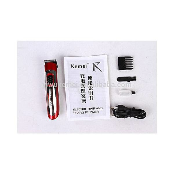 Kemei kemei Km-701B (cuts hair at 02mm )Professional Hair Clipper trimmer for men