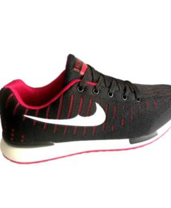 Nike Black Red Combo Casual Men Shoes in Pakistan