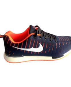 Nike Blue Orange Combo Casual Men Shoes in Pakistan