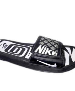Nike Slipper Black white Combo in Pakistan