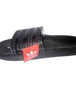 adidas Black Slippers in Pakistan