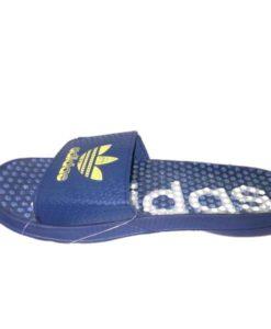 adidas Slipper Blue Yellow Combo in Pakistan