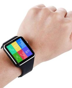 SmartWatch x6 Black in Pakistan