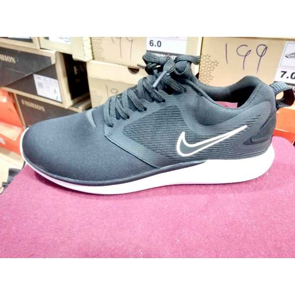 6dcddd1862f82 Nike Lunarsolo Shoes Black Vietnam Made F-0902