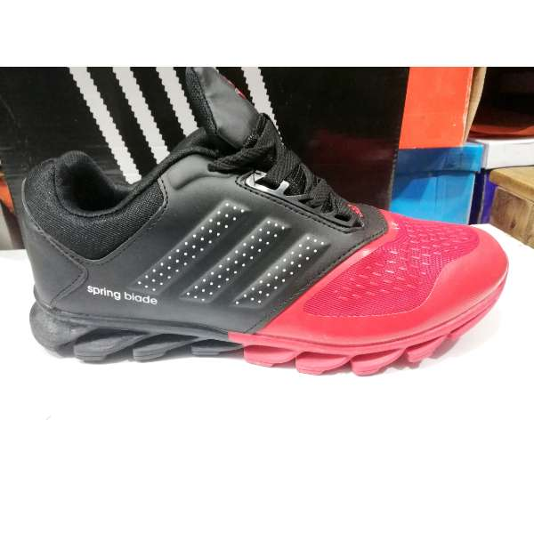 3e022fd21db0 Buy AAA+ Adidas Spring Shoes Blade Black Red in Pakistan