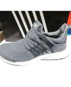high quality grey casual sports Shoes in pakistan (1)