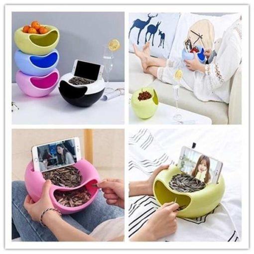 Bed Phomobile Bed Phone holder bowl in Pakistan
