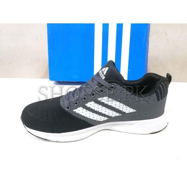 quite nice e285d ff57c Buy Adidas Black Grey Large Size Shoes for men in Pakistan   Shopse.pk