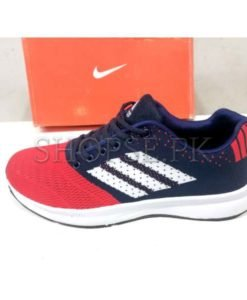 Adidas Red Blue Large Size Shoes for men in Pakistan