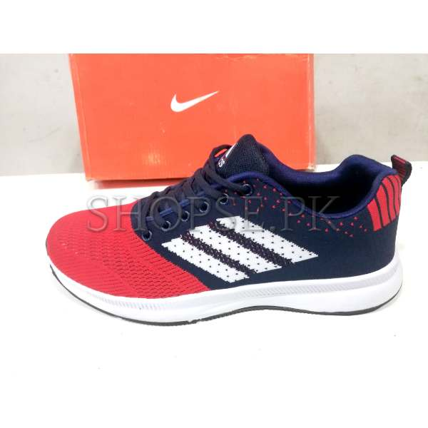 the best attitude 22c01 ddf96 Buy Adidas Red Blue Large Size Shoes for men in Pakistan   Shopse.pk