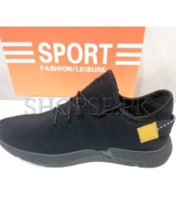 Black Boost Fashion Shoes in Pakistan (1)