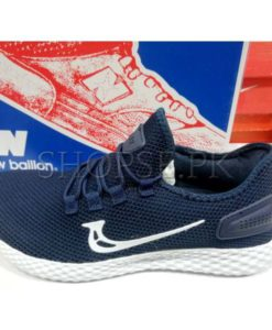 Nike AIr Max Blue Texture Shoes in Pakistan (1)