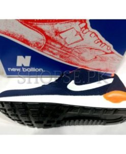 Nike Air Max Blue Orange shoes in Pakistan (2)