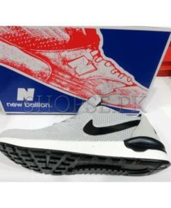Nike Air Max Grey Black Shoes in Pakistan (2)