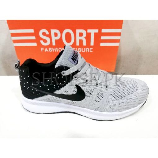 Nike Grey Dotted Casual Shoes in Pakistan (1)