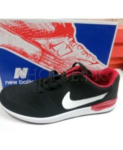 Nilke Air Max Black Red Shoes in Pakistan (2)