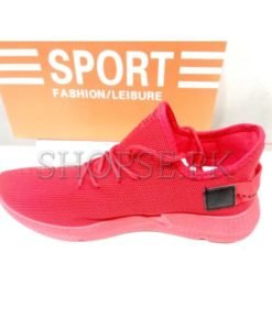 Red Boost Fashion Shoes in pakistan (2)