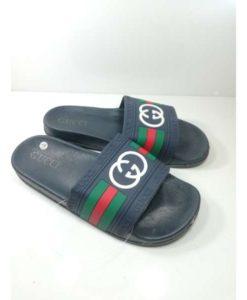 Buy Blue gucci Mens slippers flip flop in Pakistan (1)