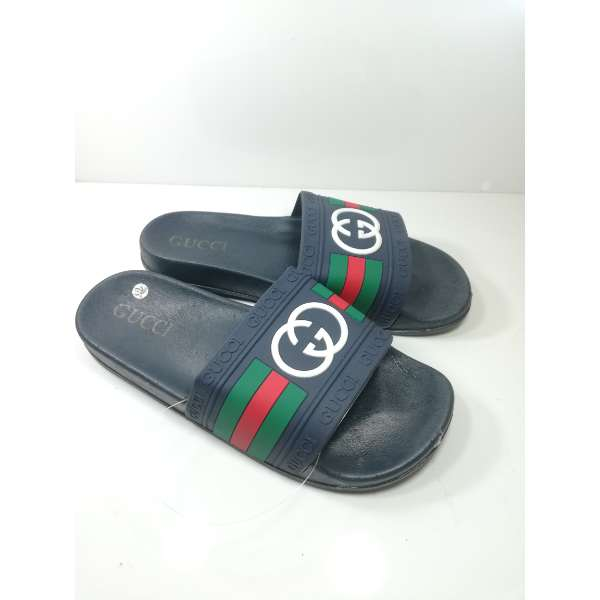 c2e59db1dab1 Buy Blue gucci Mens slippers flip flop at low Price in Pakistan ...