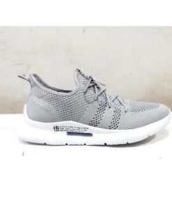 buy grey casual shoes light weight in pakistan (1)