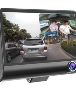 dash cam 3 camera lens in pakistan