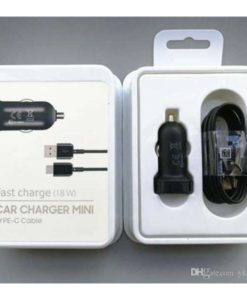 buy best quality car charger Mini Black fast with cable by shopse.pk in pakistan (1)