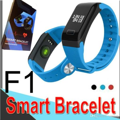 buy best quality f1 fitness band smart health watch by shopse.pk in pakistan