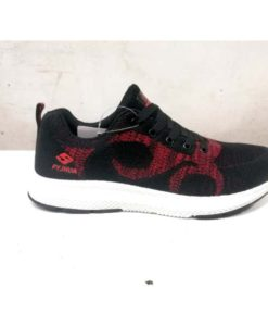 buy black red comb Running Shoes in Pakistan (1)