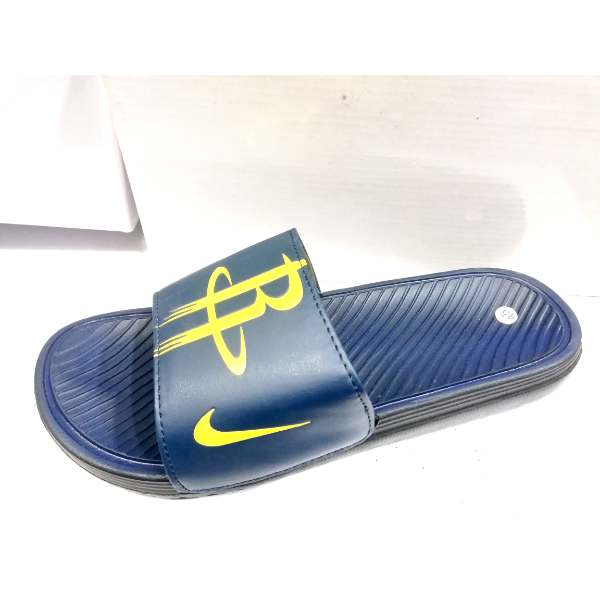 99ccbf948 Buy Best Blue Yellow Nike Mens Slippers Flip Flop in Pakistan ...