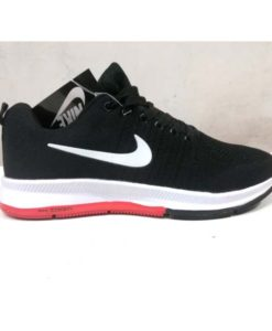 buy nike zoom black running shoes in pakistan (2)