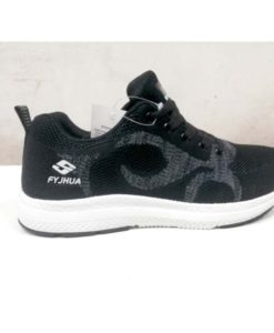buy running black shoes light weight in pakistan (3)