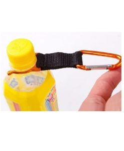 water bottle buckle holder clip orange in Pakistan (1)