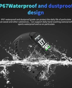 M3-Pro-Smart-Band-Waterproof-Fitness-Tracker-VS-M3-Plus-Smart-Bracelet-Blood-Pressure-Heart-Rate in pakistan by shopse (2)