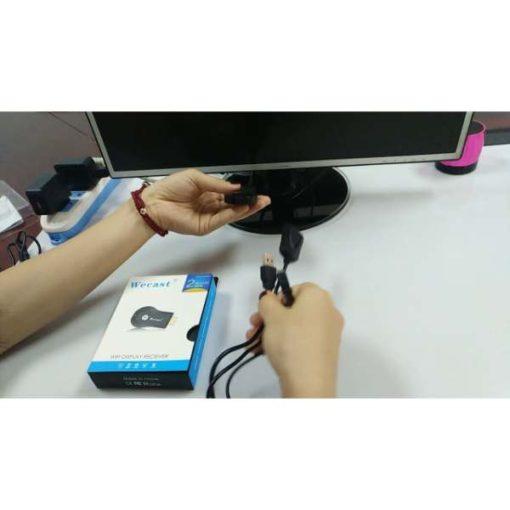 buy wecast e8 wireless hdmi dongle 1080p media tv stick display receiver chromecast in pakistan 2