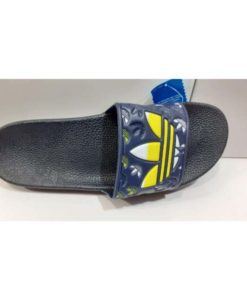 BUY BEST QUALITY ADIDAS BLUE MENS SLIPPERS FLIP FLOP SUMMERS SLIPPERS CHAPPAL BY SHOPSE.PK IN PAKISTAN
