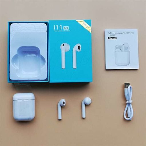 Buy Best Quality i11 Tws Airpods Wireless Bluetooth at Lowest Price by ShopSe.pk Online in Pakistan 1 (1)