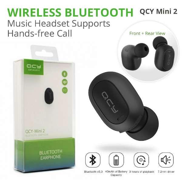 Buy Qcy Mini 2 Wireless Bluetooth Earphone In Pakistan Shopse Pk