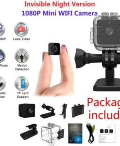 SQ12-Waterproof-HD-1080P-BUY SQ21 MINI SPY CAMERA Mini-Camera-Micro-Cam-Sport-Action-Secret-Motion-Sensor-Night-Vision-Camcorder IN pAKISTAN