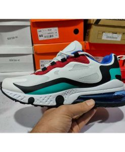 Buy Best Quality Imported AirMax Multicolor White Men Shoes SHK12 at low Price by Shopse.pk in Pakistan (1)