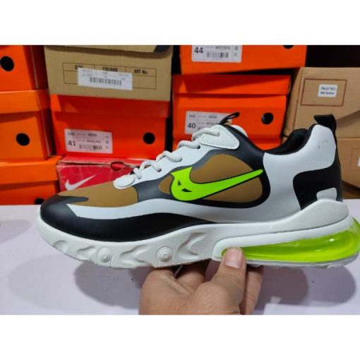 Buy Best Quality Imported Airmax MultiColor Green Fashion Men Shoes SHK21 at low Price by Shopse.pk in Pakistan (2)