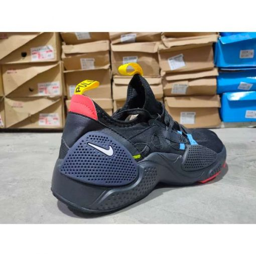 Buy Best Quality Imported Vietnam Made NK Black Red Fashion Men Shoes SHK09 at low Price by Shopse.pk in Pakistan (4)