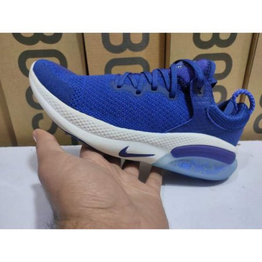 Blue Joyride Run Flyknit Running Shoes km300 at low price online by shopse (2)