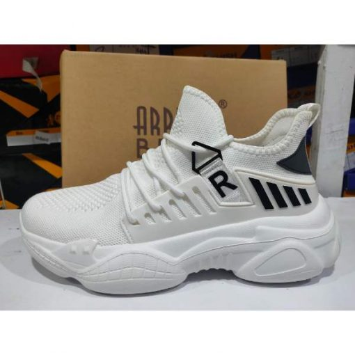 Buy Best Quality White Breathable Mesh Sneakers Spring Fashion SED02 at Lowest Price by Shopse.pk in Pakistan (2)