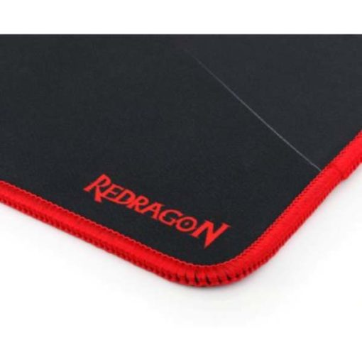 Buy Best Redragon Mousepad P012 with Stitched Edges, Premium-Textured Mouse Mat, Non-Slip Rubber Base Mousepad for Laptop, Computer & PC, 12.8 x10 x0.11 inches at Low Price by ShopSe.pk in Pakistan 1 (1)