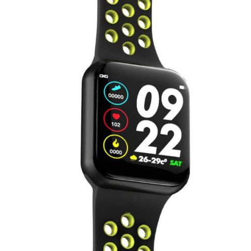 Longet-F8-Smart-watch-with-Heart-Rate-Monitor-smart-bracelet-Waterproof-IP67-Bluetooth-Fitness-Tracker-by shopse.pk at low price in pakistan